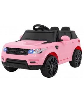 Elektrické autíčko Start Run ružové
